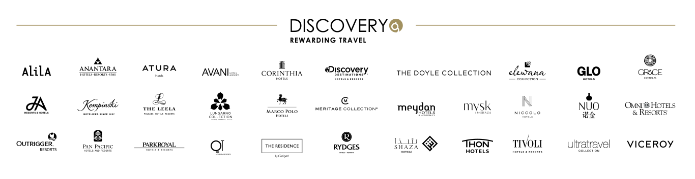 discovery brand bar