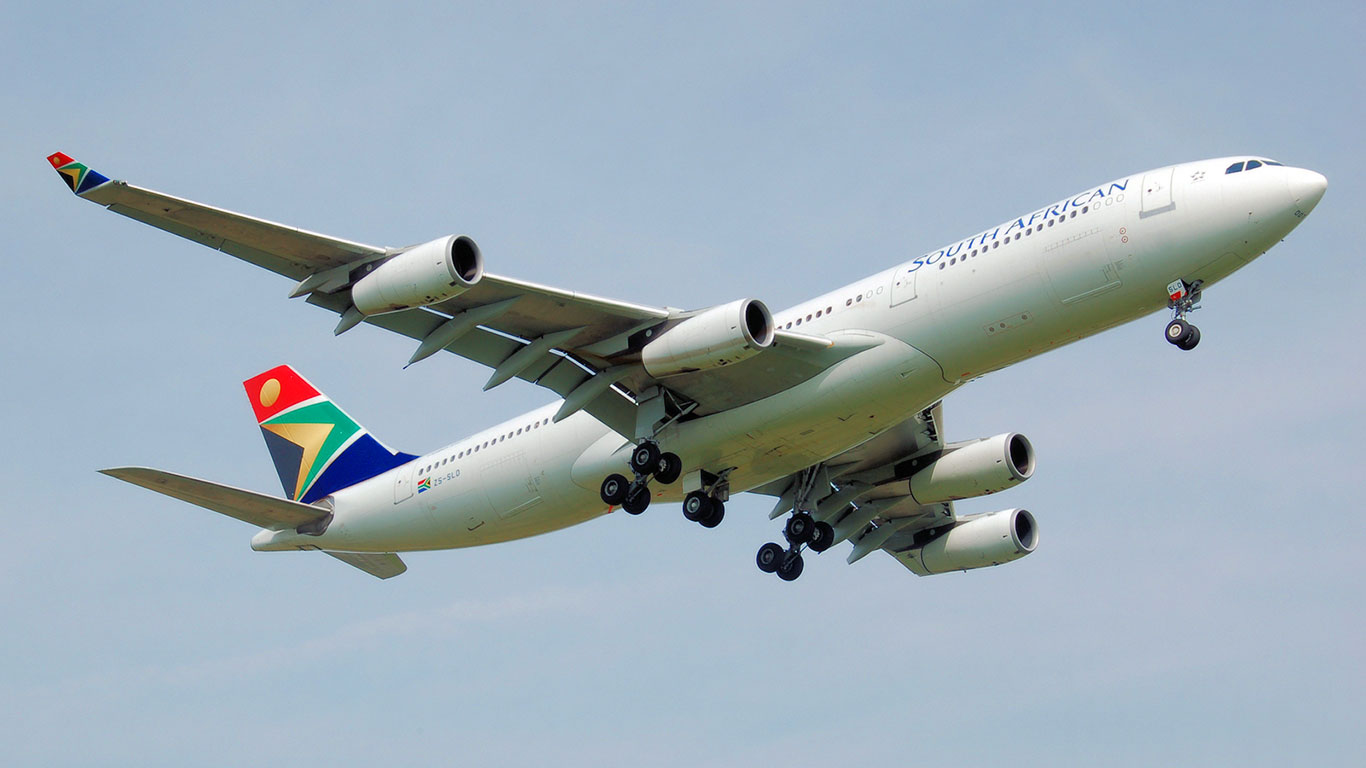 southafrican airways