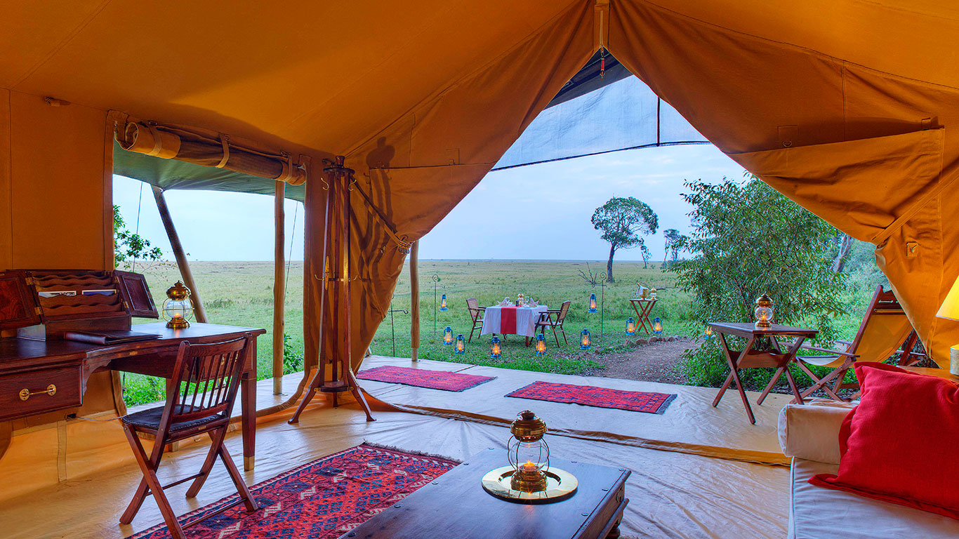 Elephant Pepper Camp Honeymoon Tent 3